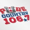 Pure Country 106.7 Logo